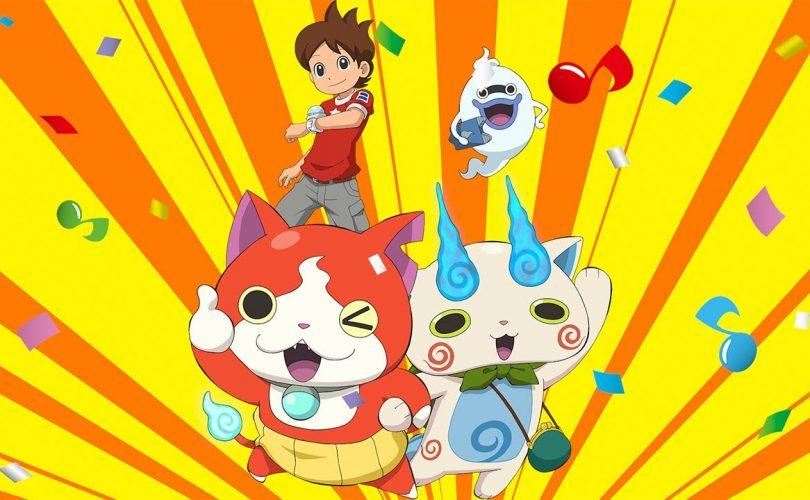 Yo-kai Watch nuovo anime
