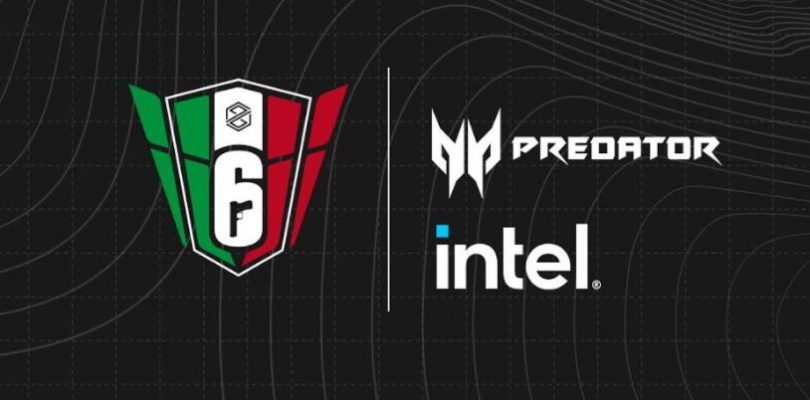Acer Predator sarà Tech Partner ai Rainbow Six Siege PG Nationals 2021