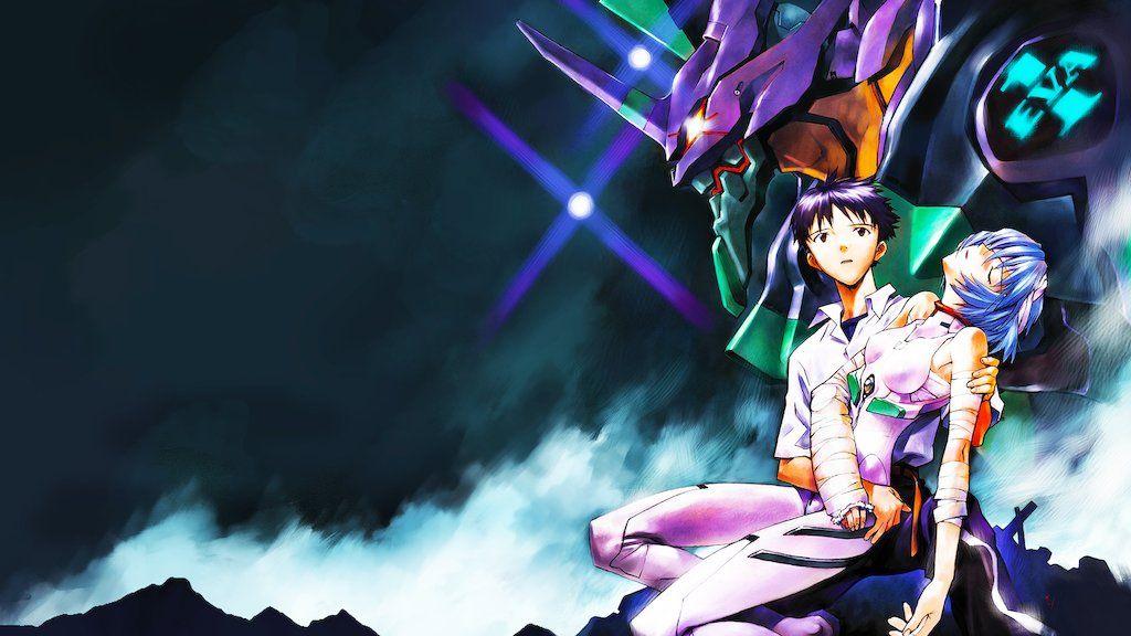 Neon Genesis Evangelion, anime da vedere assolutamente su Netflix