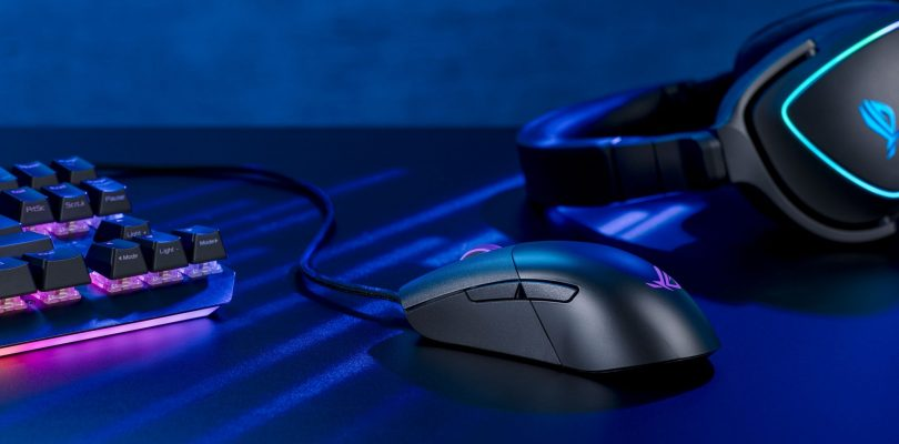 ROG Keris: arriva in Italia il nuovo mouse da gaming ultraleggero