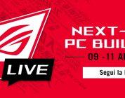 ROG Live 2021: l'evento dedicato al PC Building di Republic of Gamers