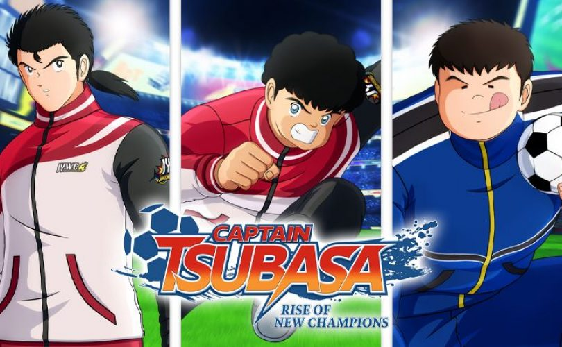 Captain Tsubasa: Rise of New Champions – Xiao, Nakanishi e Pepe annunciati come DLC