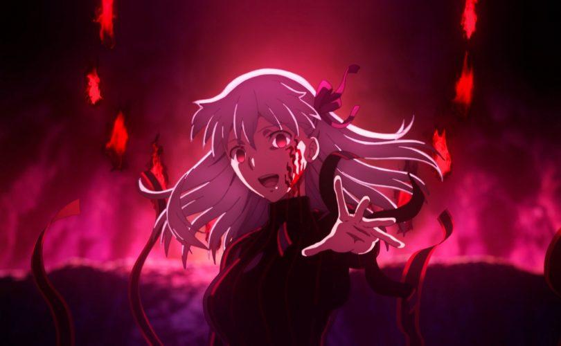 Fate/stay night: Heaven's Feel III. spring song è disponibile su Netflix