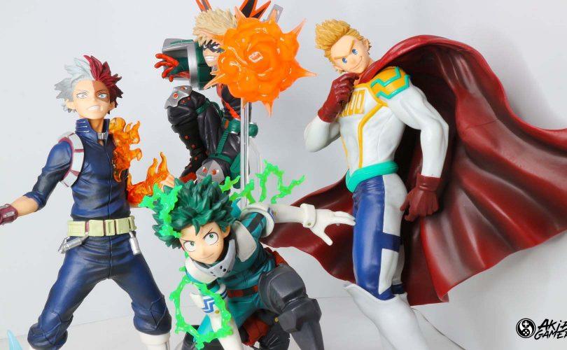 MY HERO ACADEMIA Next Generations! Feat. Smash Rising – Recensione della lineup completa