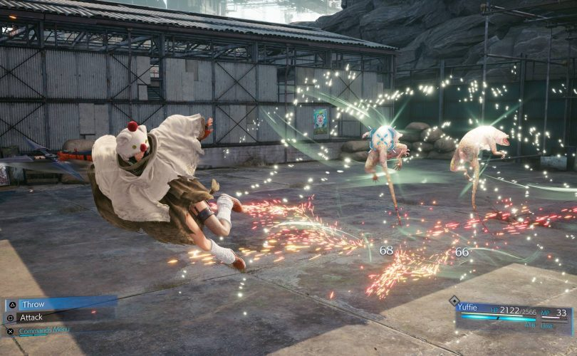 FINAL FANTASY VII REMAKE INTERGRADE: i co-director parlano del ruolo di Yuffie