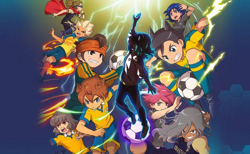 Inazuma Eleven: Great Road of Heroes viene rimandato al 2023