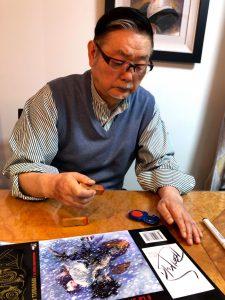 Nippon Shock annuncia Tsubanari Kenshiro e la Spada Squartademoni