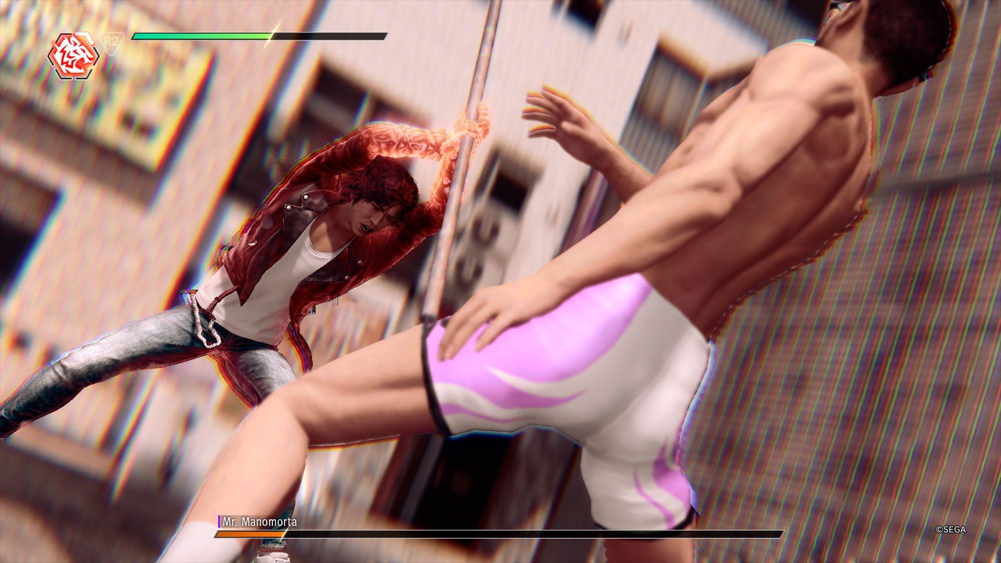 Yagami contro il trio di pervertiti