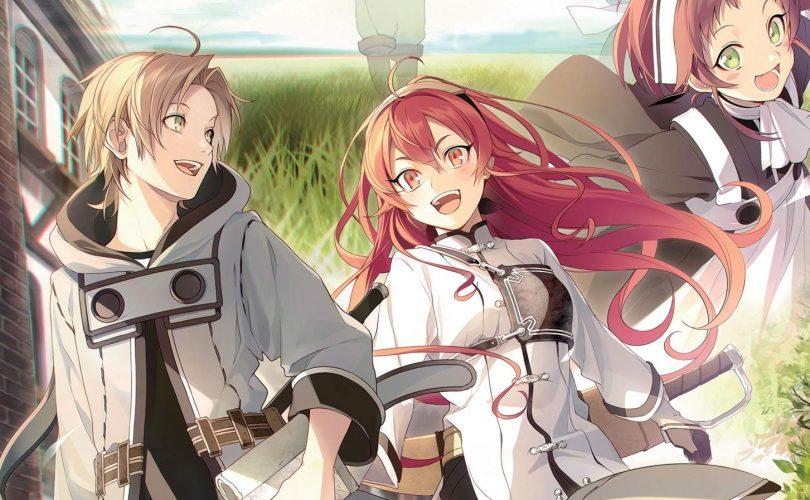 MUSHOKU TENSEI – JOBLESS REINCARNATION arriva in Italia grazie a Planet Manga