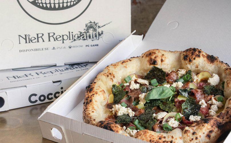 NieR Replicant - Pizza NieR ver. Emil