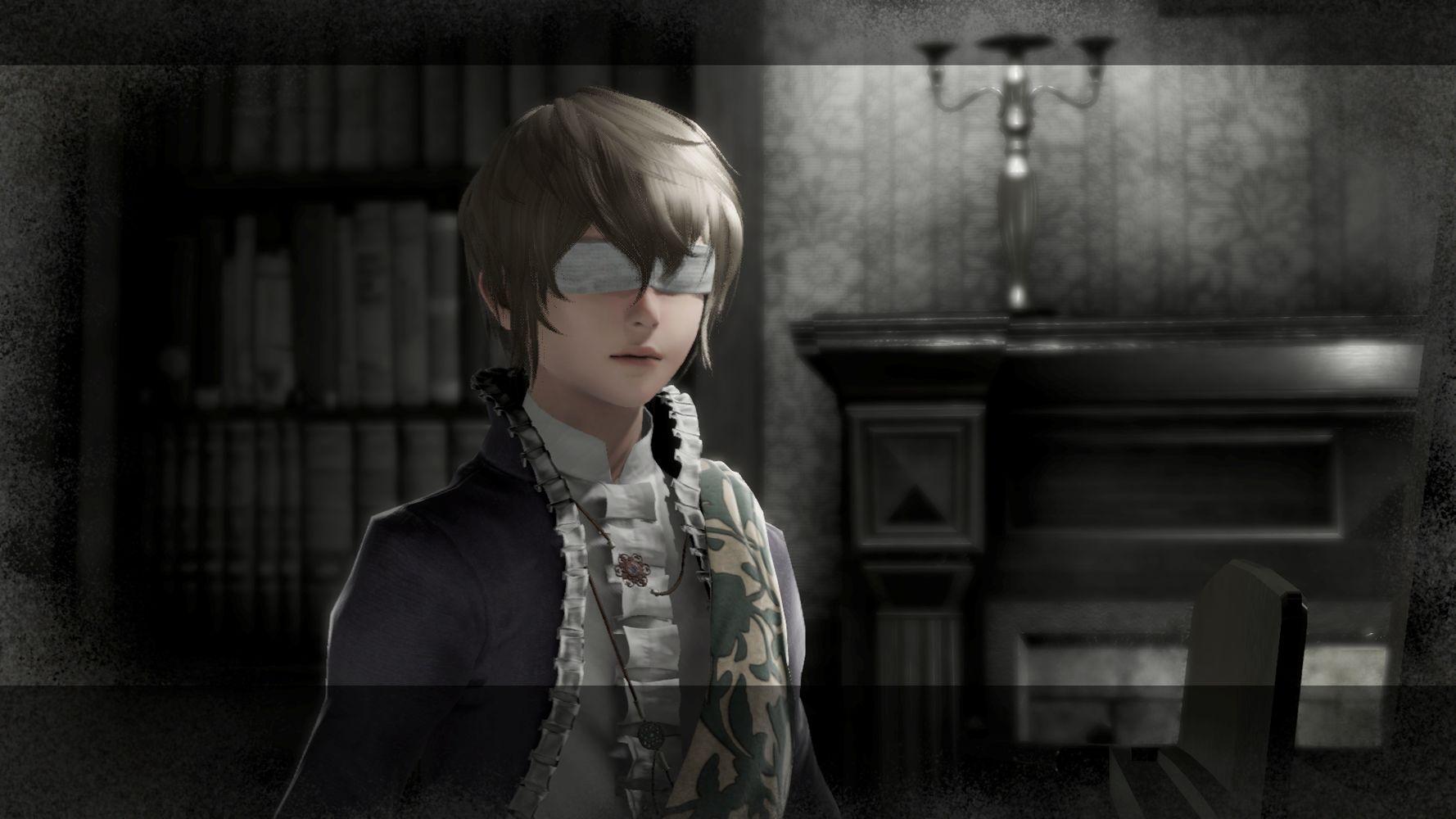 Emil nella sua forma umana in NieR Replicant ver. 1.22474487139…