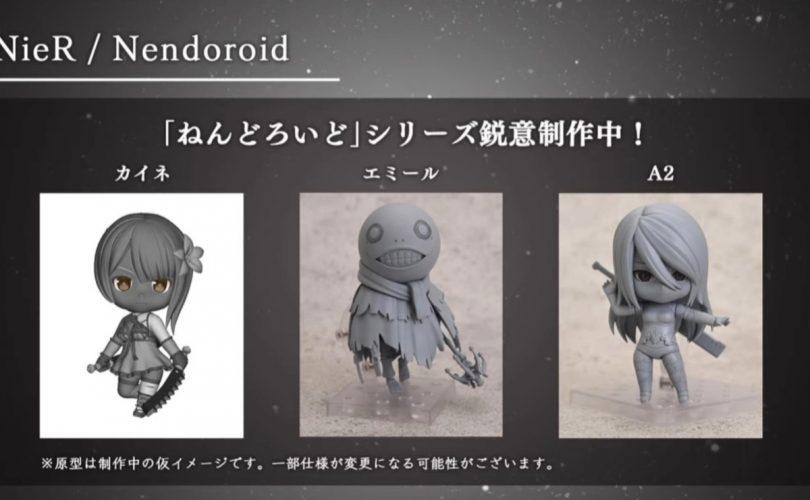 NieR: sono in arrivo nuove figure, Bring Arts e Nendoroid