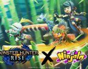 Ninjala: in arrivo una collaborazione con MONSTER HUNTER RISE