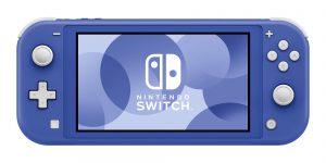Nintendo Switch Lite arriverà presto in una nuova colorazione