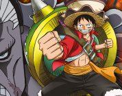ONE PIECE STAMPEDE: il primo Anime Comics arriverà a maggio