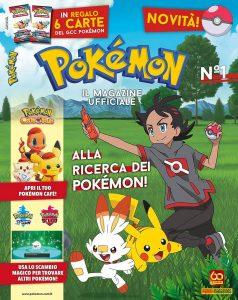 Panini annuncia Pokémon - Il Magazine Ufficiale