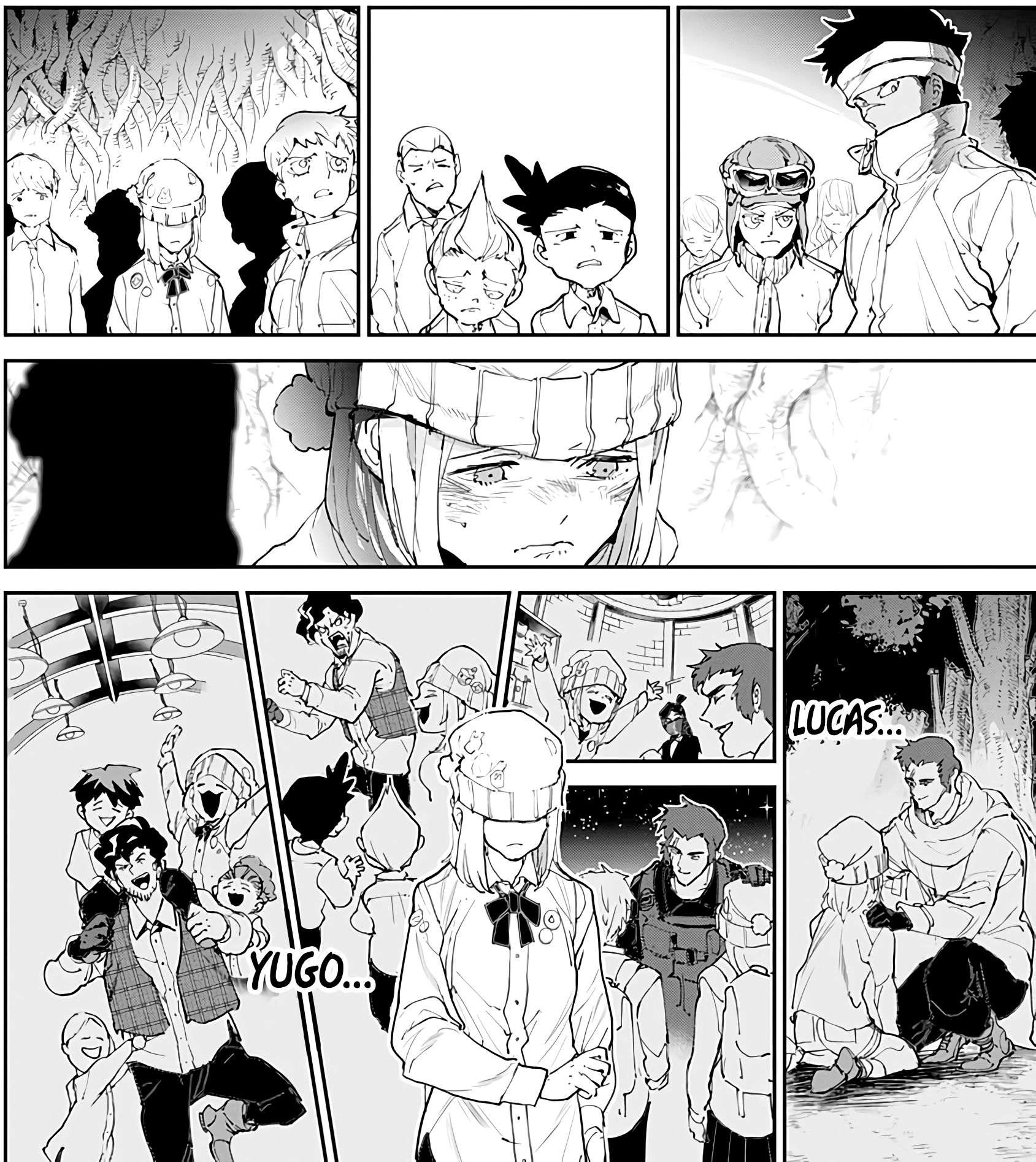 The Promised Neverland, le differenze tra l'anime e il manga