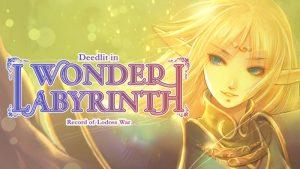 Record of Lodoss War - Deedlit in Wonder Labyrinth: Recensione