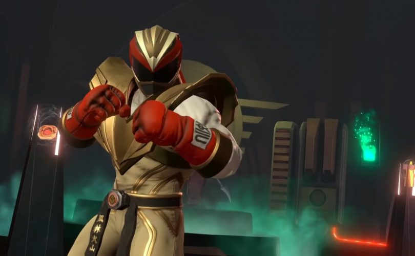 Ryu in Power Rangers: Battle for the Grid