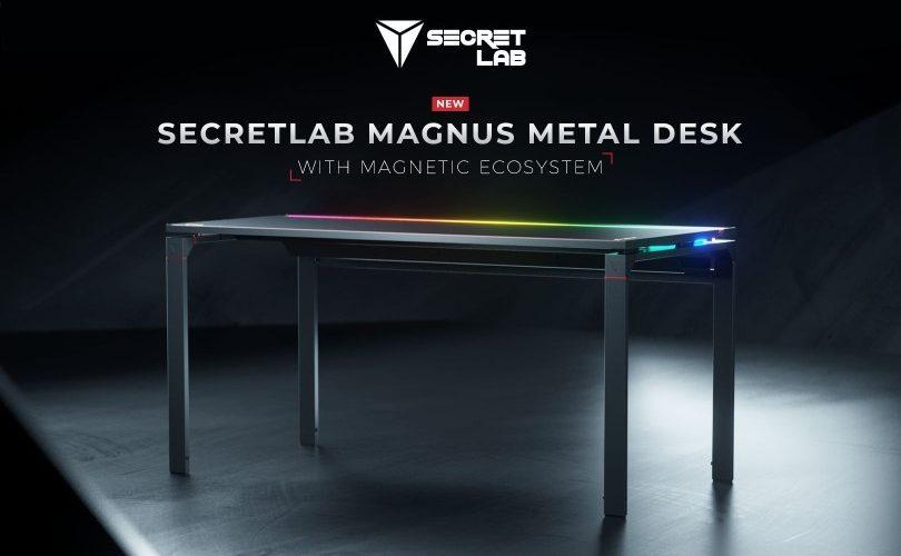 SecretLab MAGNUS: quando esce, prezzo e misure