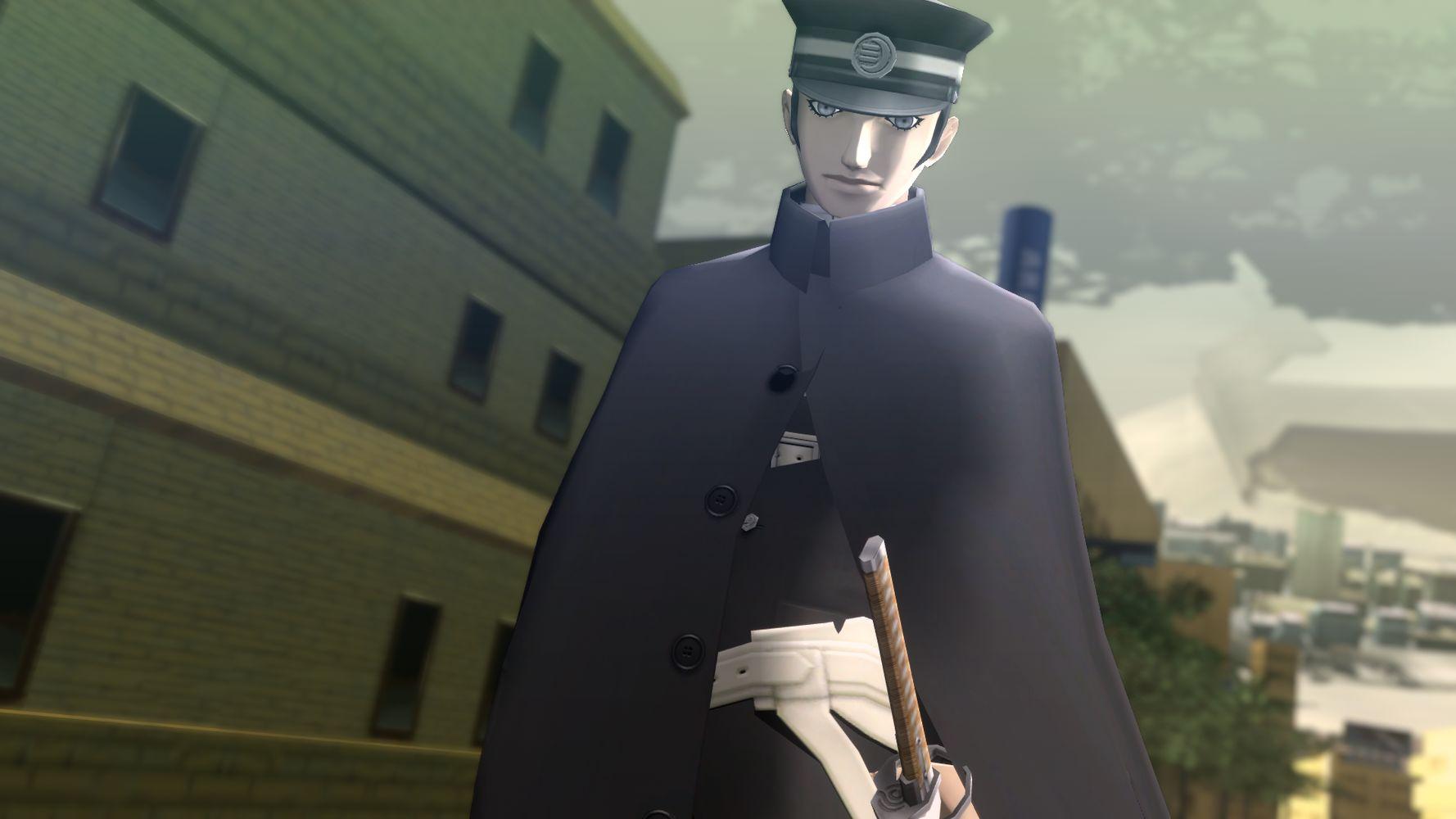 Raidou farà il suo debutto in Europa in Shin Megami Tensei III Nocturne HD Remaster