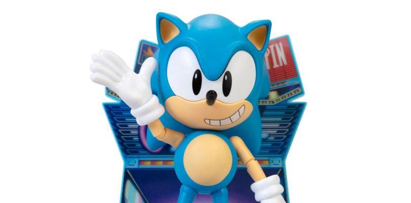Sonic: SEGA e JAKKS Pacific annunciano nuovo merchandise a tema