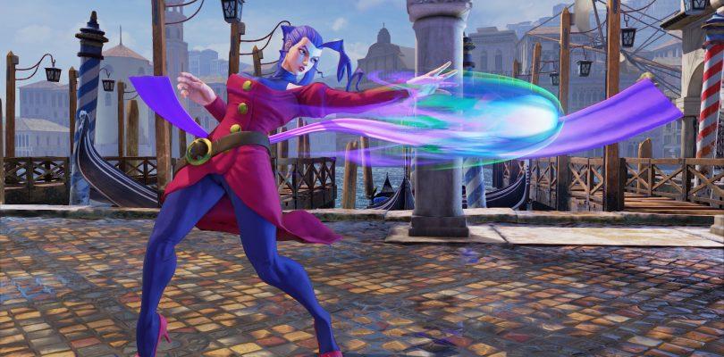 Rose in STREET FIGHTER V: Champion Edition
