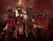 THE HOUSE OF THE DEAD: Remake confermato per Nintendo Switch