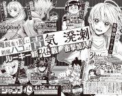 Weekly Shonen Jump: due nuove serie inizieranno nei prossimi numeri