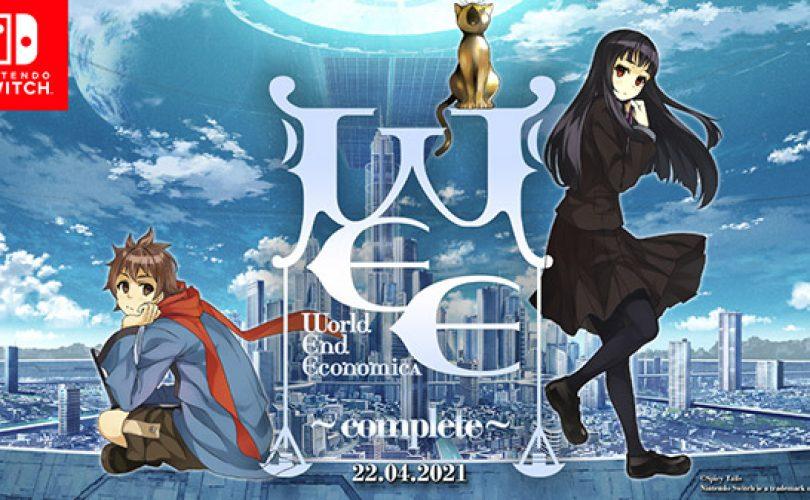 WORLD END ECONOMiCA ~complete~