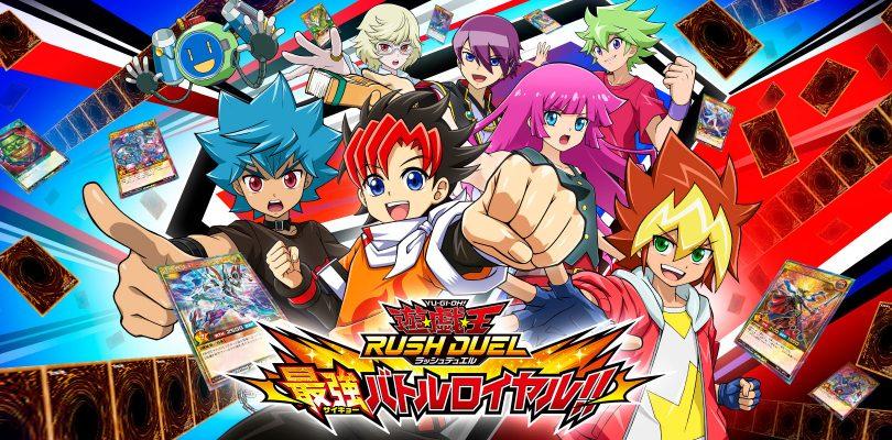 Yu-Gi-Oh! Rush Duel: Saikyou Battle Royale!!