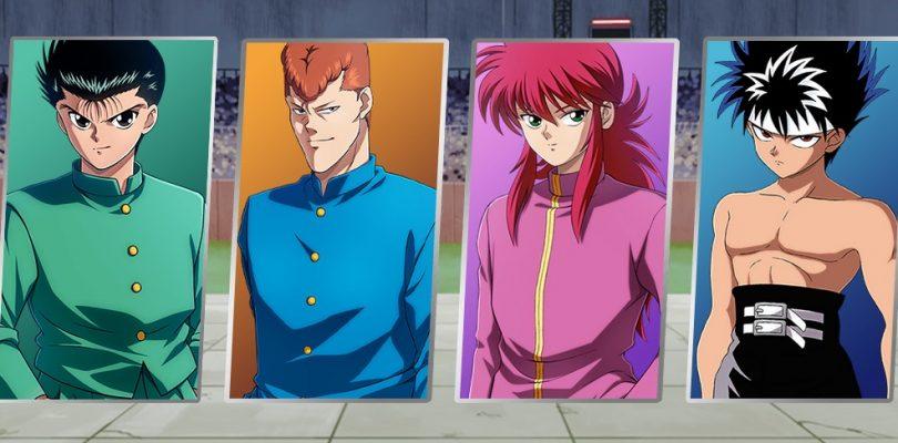 Yu Yu Hakusho Genkai Battle Spirits