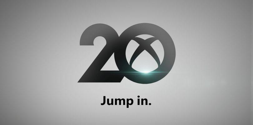 Xbox compie 20 anni