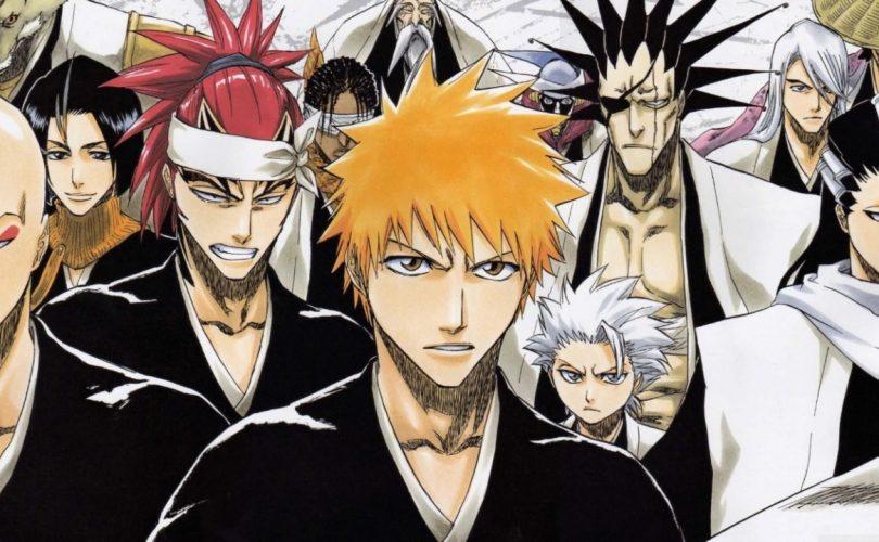 BLEACH anime Season 2 Soul Society