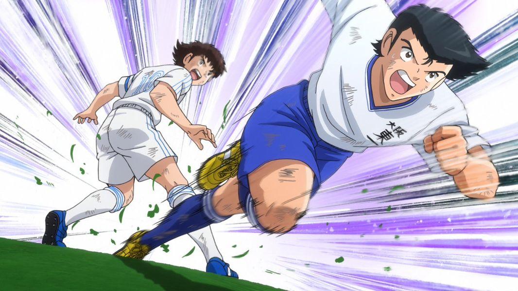 Captain Tsubasa – Recensione della seconda parte della nuova serie
