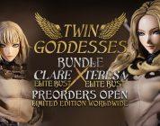 Claymore: aperte le prenotazioni per gli Elite Bust di Clare e Teresa