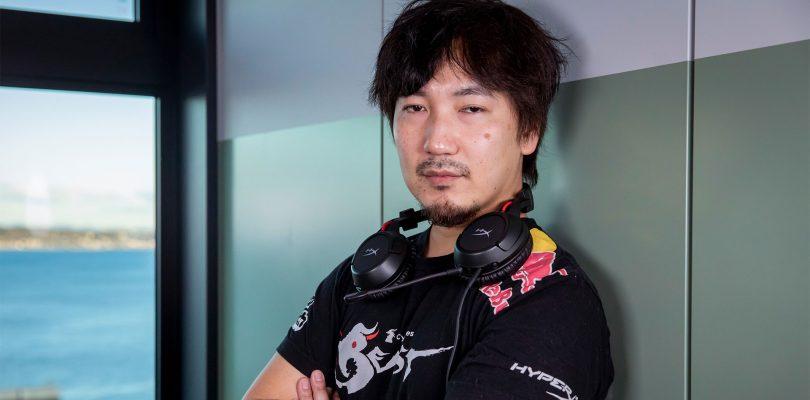 Il pro gamer Daigo Umehara positivo al COVID-19