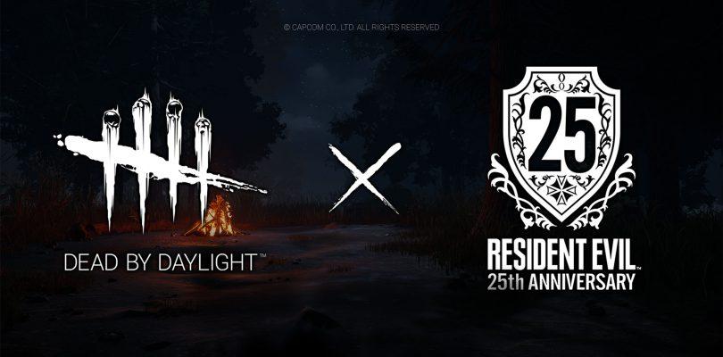 Dead by Daylight x RESIDENT EVIL: tutti i dettagli sull'evento del 25 maggio