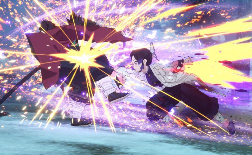 DEMON SLAYER: Hinokami Keppuutan – Trailer e immagini per Shinobu