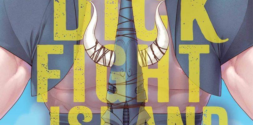 Dick Fight Island manga