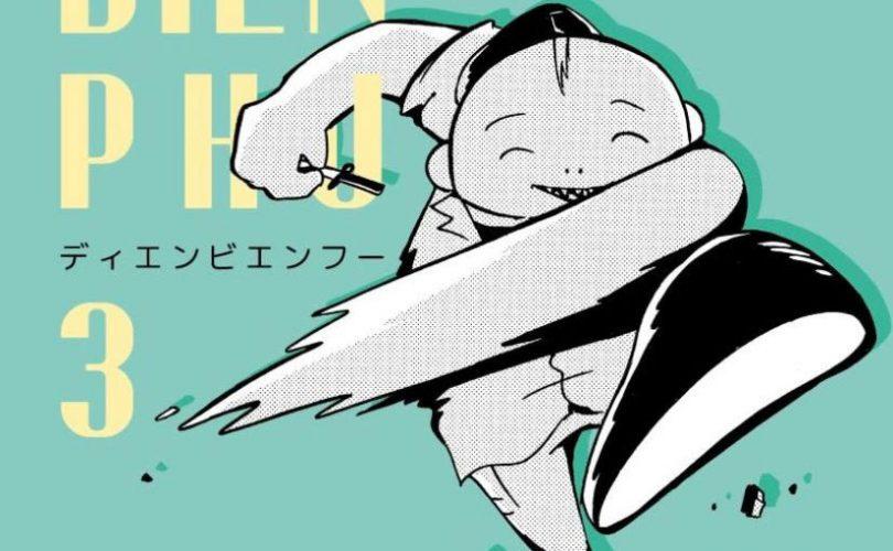 Dien Bien Phu: in arrivo il terzo volume del manga