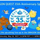 DRAGON QUEST: annunciata una diretta per il trentacinquesimo anniversario