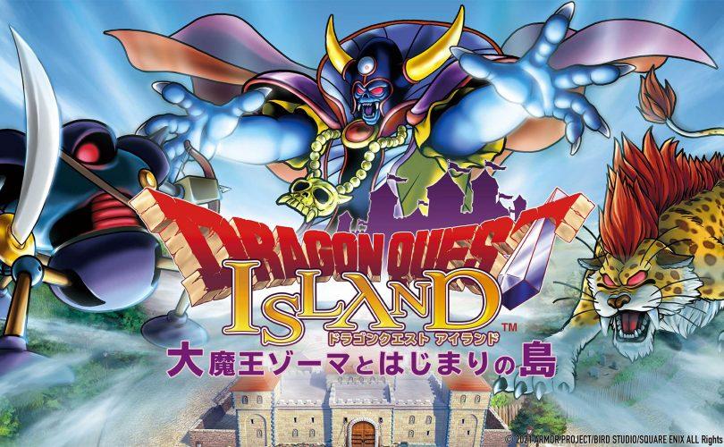 DRAGON QUEST: in arrivo un'attrazione a tema nel parco divertimenti di Nijigen no Mori