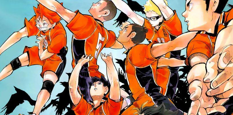 HAIKYU!! giunge al termine: un mini-shikishi in regalo con l'ultimo volume
