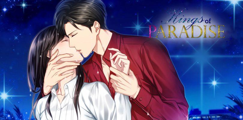 Kings of Paradise: la visual novel otome arriverà in Occidente il 27 maggio