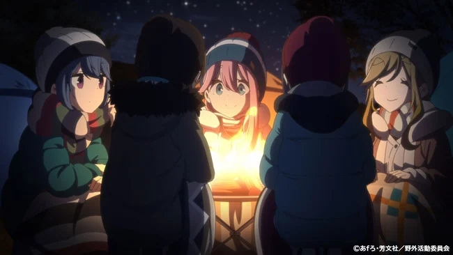 Laid-Back Camp OVA