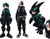 MY HERO ACADEMIA THE MOVIE: World Heroes' Mission – Ecco il design dei nuovi costumi stealth