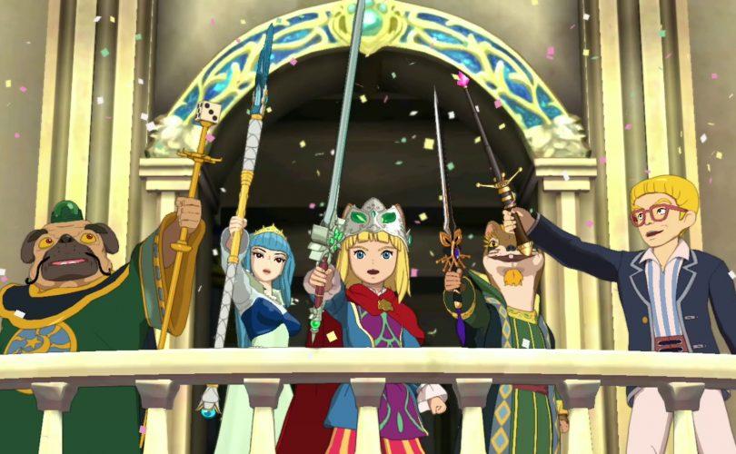 Ni no Kuni II: PRINCE'S EDITION annunciato per Nintendo Switch