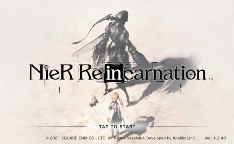 NieR Re[in]carnation è disponibile per il download per i beta tester