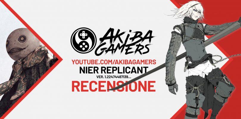 VIDEO Recensione – NieR Replicant ver. 1.22474487139…